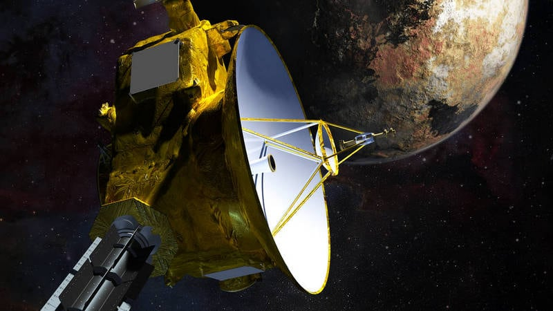 NASA's New Horizons Spacecraft Zooms Towards Ultima Thule, the Farthest World Ever Photographed
