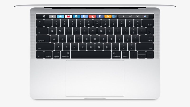 MacBook Pro 2016 With Touch Bar Now Available in India
