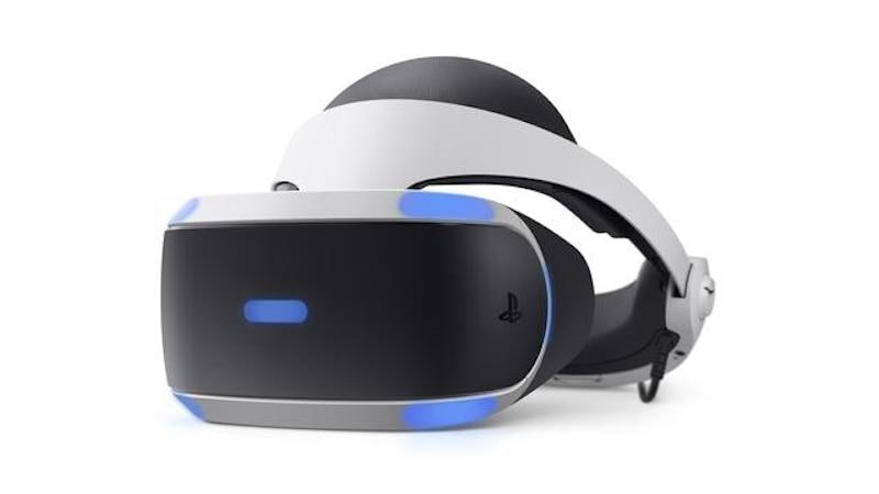 Sony Is Launching a New PlayStation VR Headset