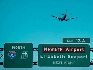 Drone Activity Halts Air Traffic at Newark Liberty International Airport