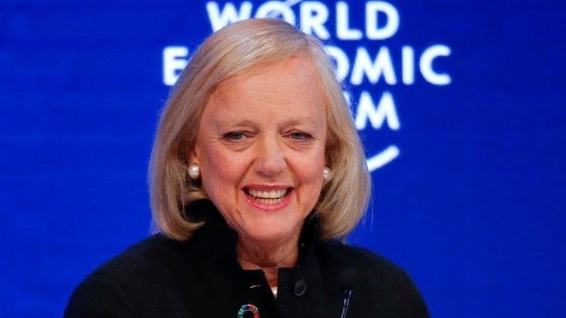 Meg Whitman to Lead Katzenberg's Mobile Media Startup NewTV
