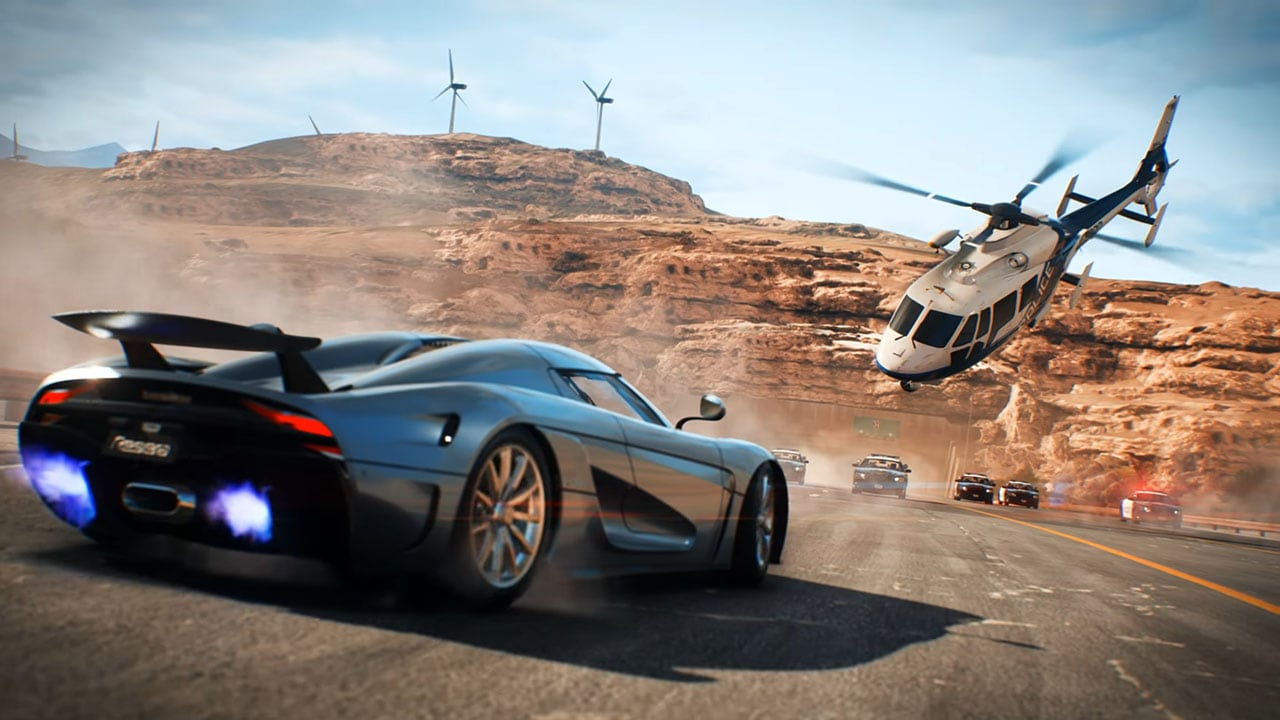 Need for Speed Payback PC Performance Review