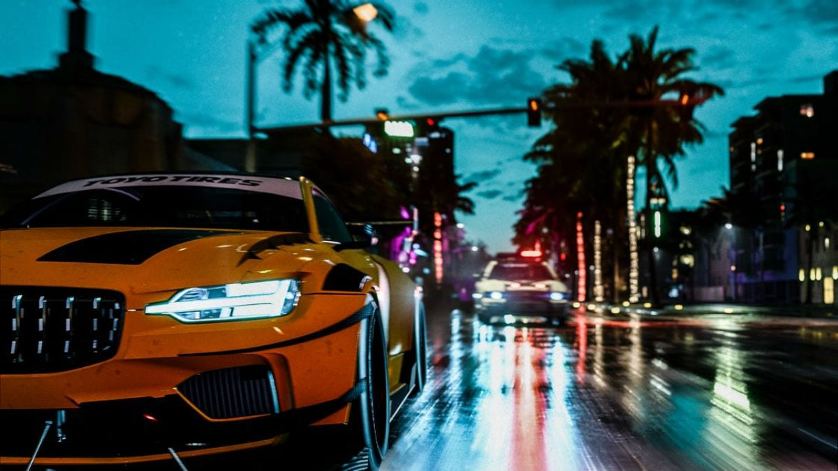Need for Speed Heat Gameplay Trailer Released at Gamescom 2019