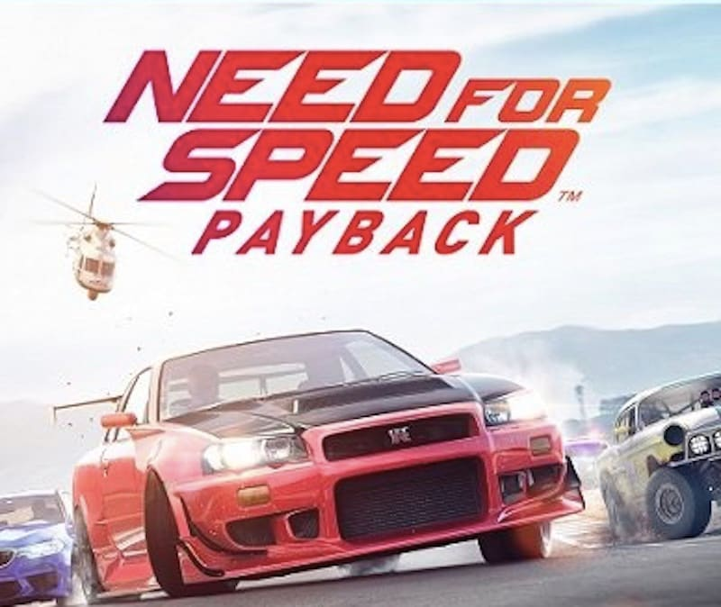 Need for Speed Payback is a three-character revenge story. Also: cars
