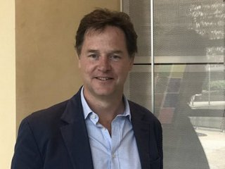 Facebook's Dream Hire, Former UK Deputy Prime Minister Nick Clegg, Has Made a Bad Start