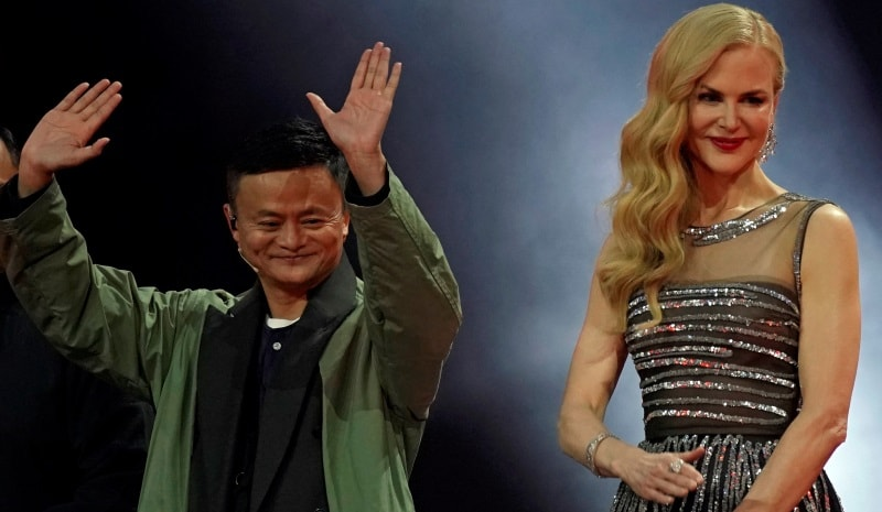 Singles' Day Sale: Alibaba Smashes Own Record With $25.4-Billion Haul
