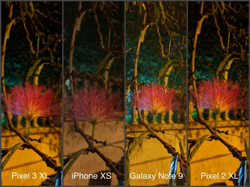 Pixel 3 XL vs iPhone XS vs Galaxy Note 9: Which Phone Has