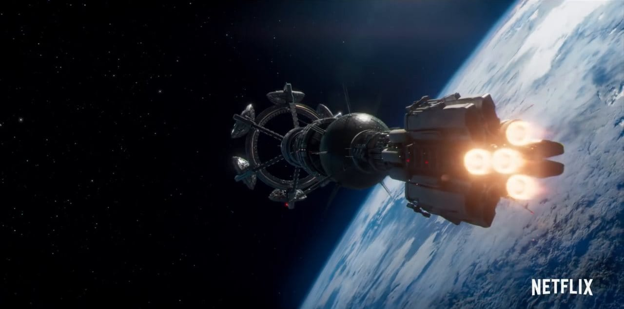 Watch the First Trailer for George R.R. Martin's Nightflyers