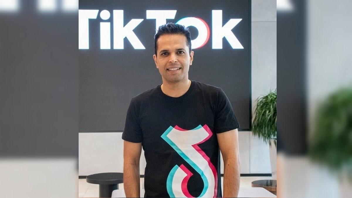 TikTok Appoints Nikhil Gandhi as India Head