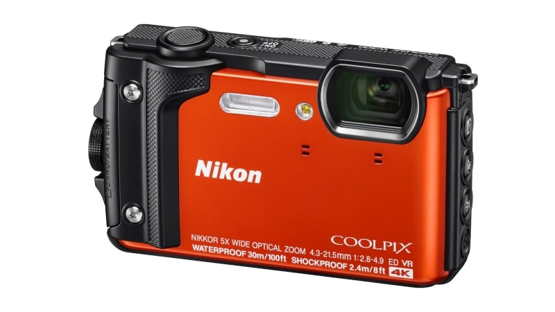Nikon Coolpix W300 Rugged Compact Camera With 4K Video Recording Launched in India