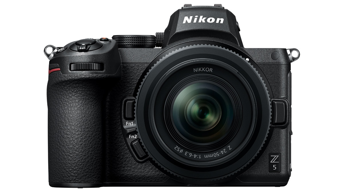 Nikon Z5 Entry-Level Full-Frame Mirrorless Camera Launched in India