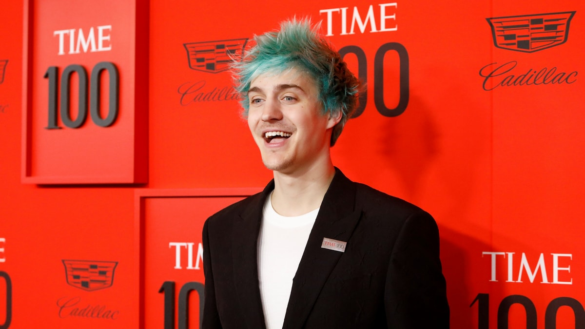 Fortnite Streaming Star Ninja Leaves Amazon's Twitch, Joins Microsoft's Mixer