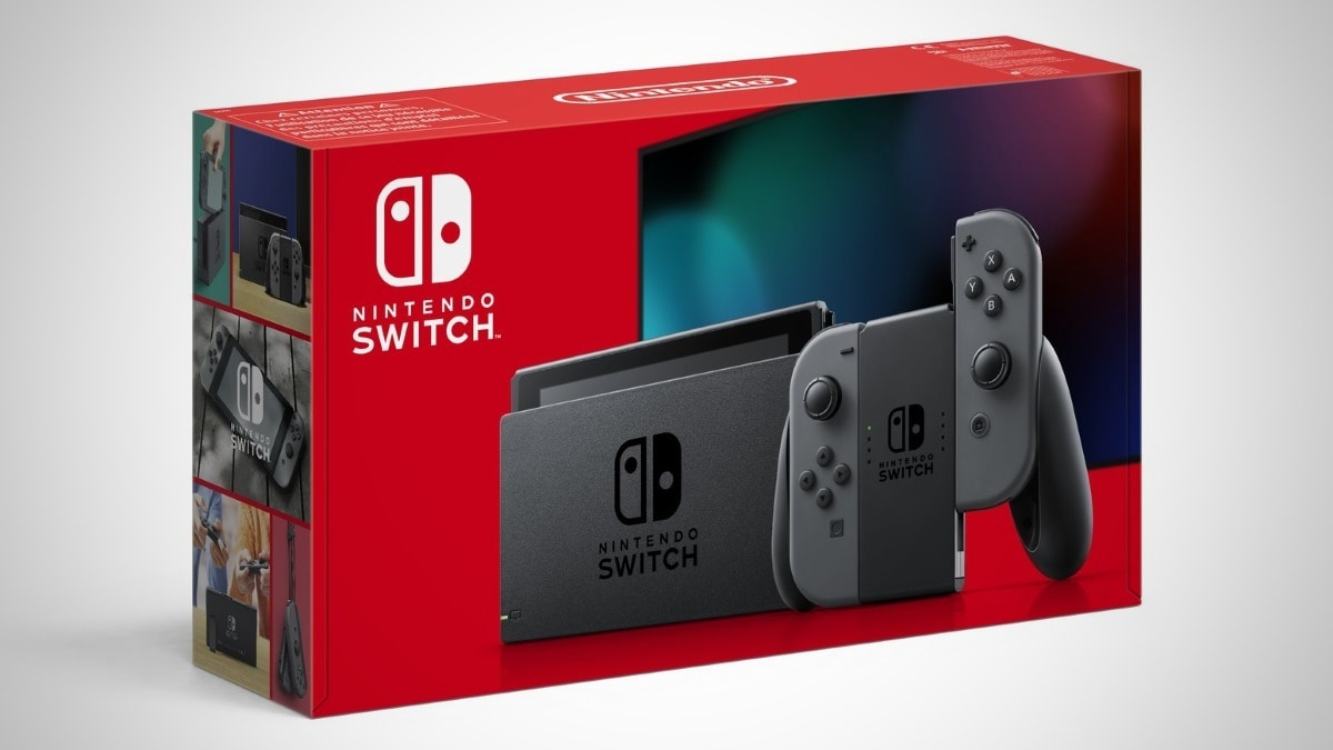 New Nintendo Switch Now Available in India's Grey Markets, Old Model Discounted: Report