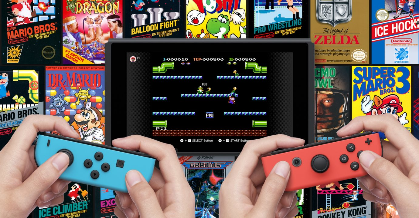 Nintendo Switch Online Requires Weekly Login for NES Titles