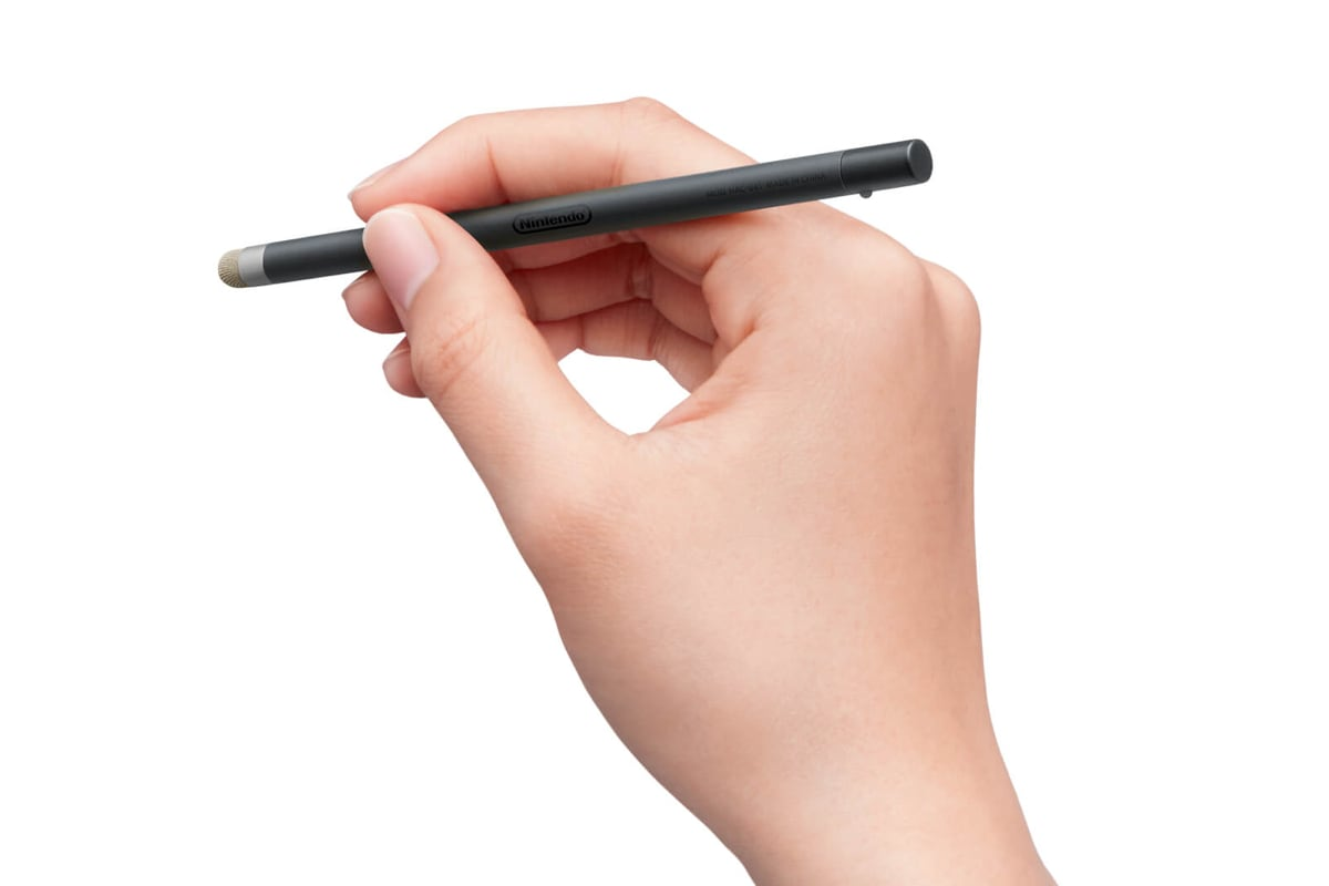 Nintendo Starts Selling Official Stylus for the Switch, Currently Available Only in the UK