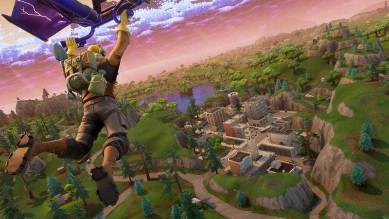 Fortnite PS4 Crossplay Is Finally Here, Currently In Beta