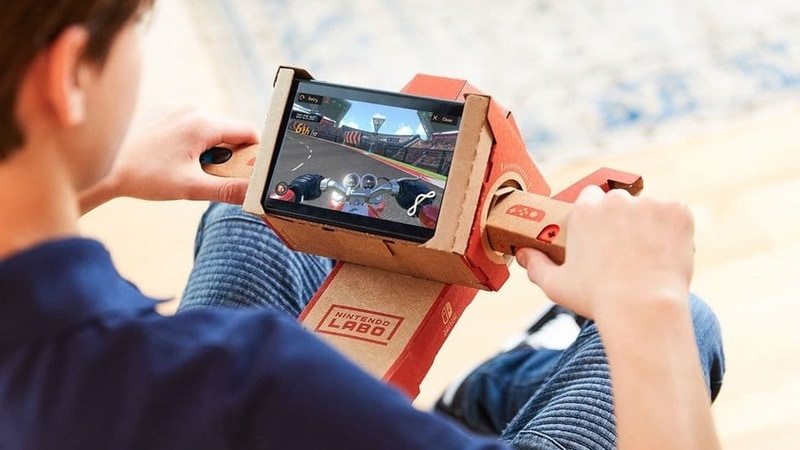 Nintendo May Make a VR-Related Announcement 'Soon': Report