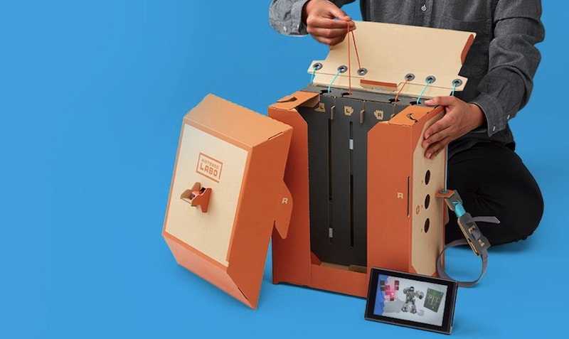 Nintendo Labo for Nintendo Switch Announced