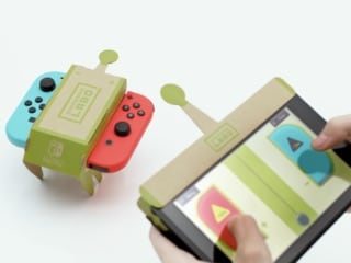 Nintendo Labo: 6 Things to Know About This Quirky Cardboard Video Game Accessory Kit