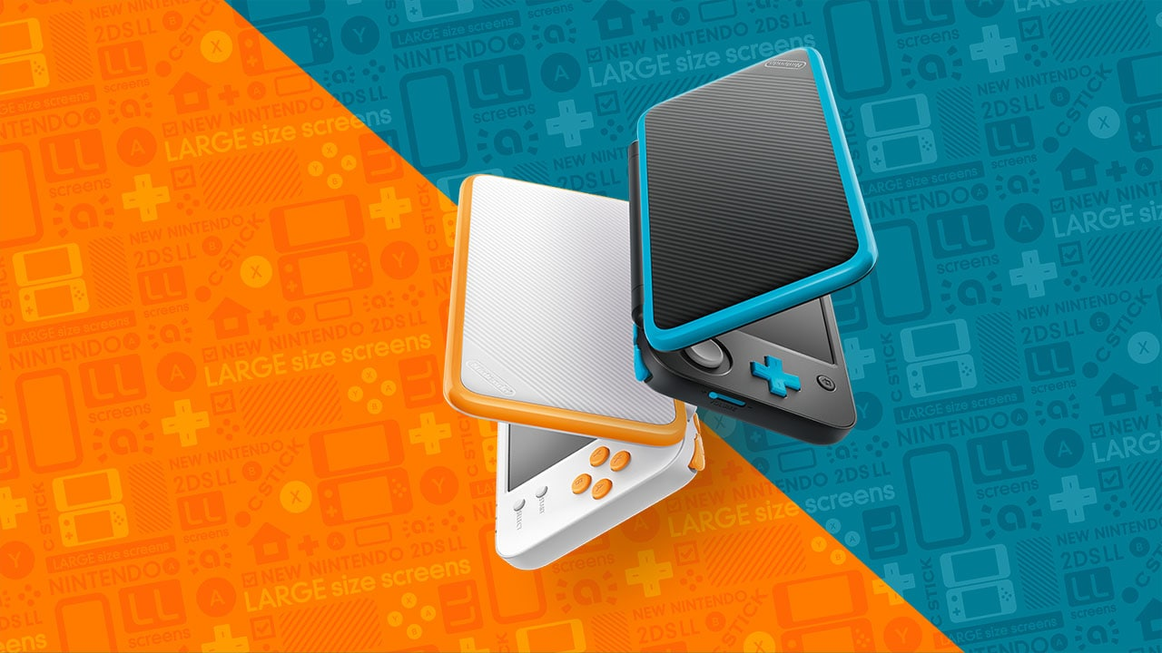 Nintendo 39 s new 2ds xl is lighter sports improved design for Housse new 2ds xl