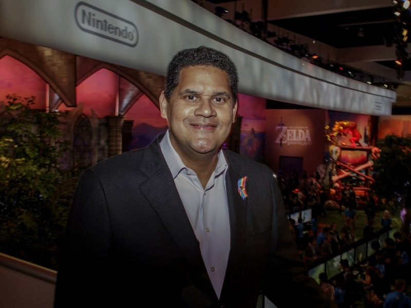 Nintendo Switch: Reggie Fils Aime Responds to Gripes About New Console