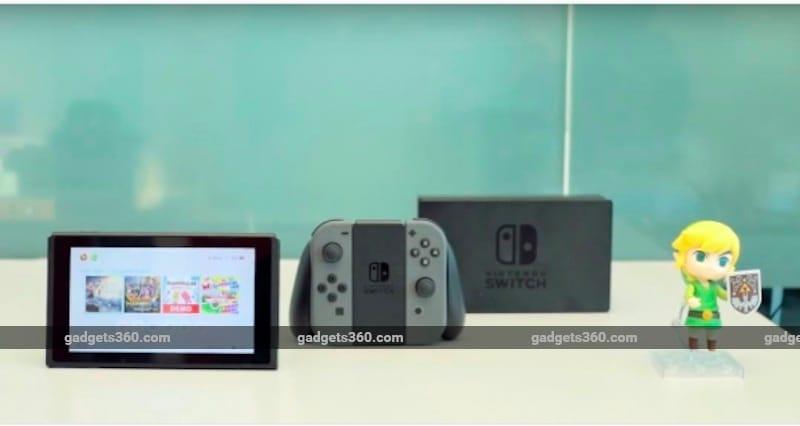 offline update nintendo switch