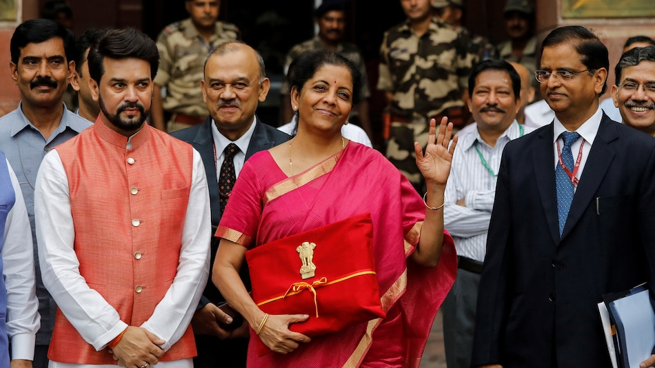 Budget 2020 Live: When and Where to Watch Finance Minister Nirmala Sitharaman's Speech on TV, Internet, and Mobile