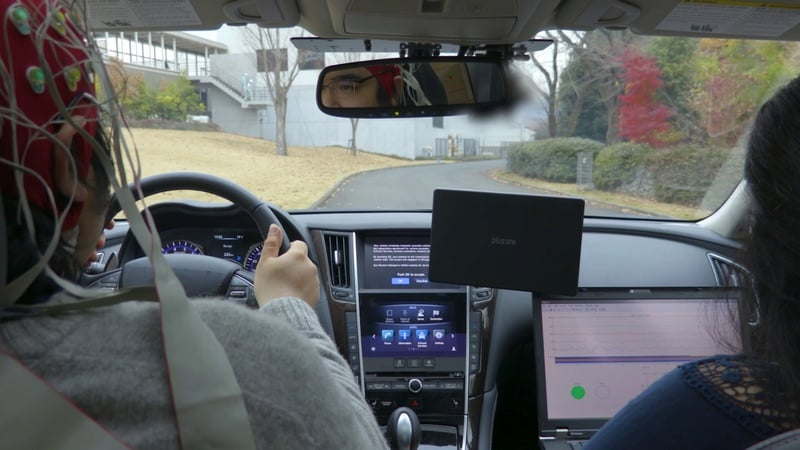Nissan Brain-to-Vehicle technology to read brain signals