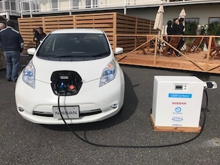 Can Your Car Power Your Home? Nissan Thinks So