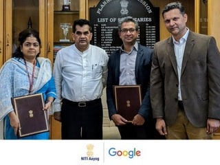 Google, NITI Aayog Partner to Foster AI Ecosystem in India