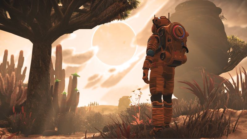 No Man's Sky 'Visions' Update Brings More Variety, Diversity