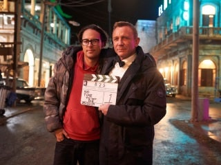 No Time to Die: Next James Bond Movie Wraps Filming With New On-Set Photo