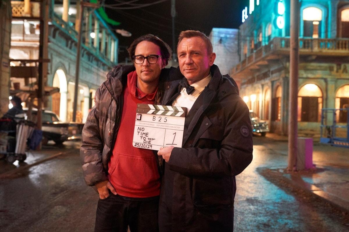 No Time to Die: Next James Bond Movie Wraps Filming With New On-Set Photo |  Entertainment News