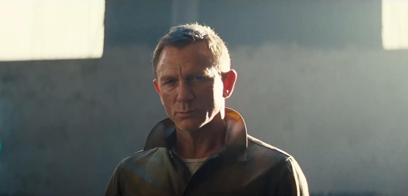 No Time to Die Teaser Teases First Trailer for Next James Bond Movie