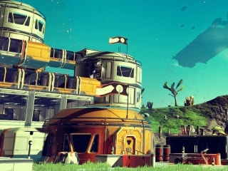 No Man's Sky Foundation Update Brings Base Building, New Game Modes, Bug Fixes, and More