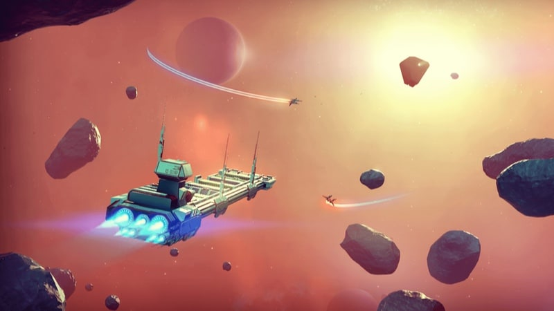 No Man's Sky Online to Release in Summer 2019 With Beyond Update