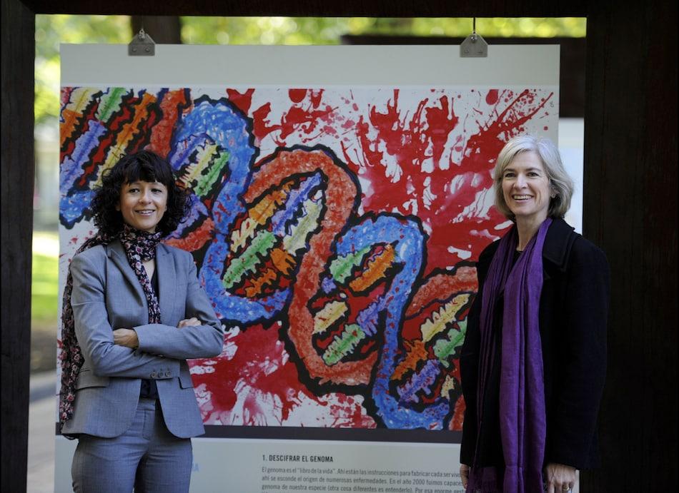 2020 Nobel Prize in Chemistry Awarded for CRISPR/Cas9 'Genetic Scissors'
