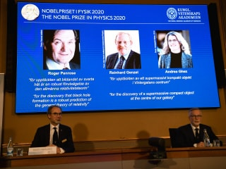 2020 Nobel Prize in Physics Awarded for Black Hole Discoveries