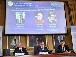 Nobel Prize in Physics Awarded for Dark Matter and Exoplanet Discoveries