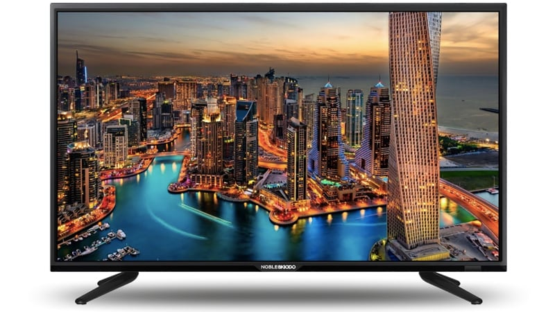 9d71a0847 Noble Skiodo SmartLite LED TV Range Launched in India