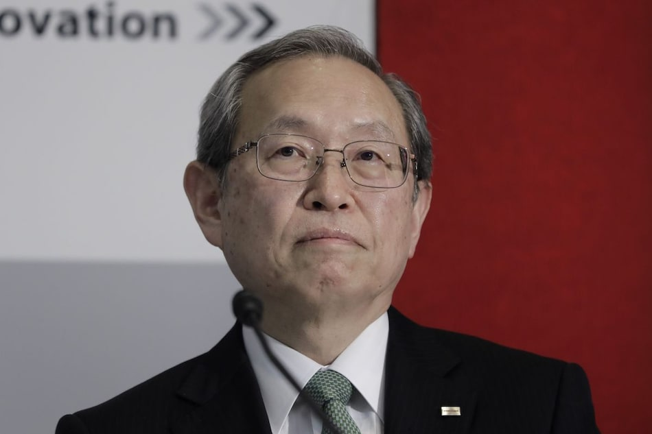 Toshiba CEO Nobuaki Kurumatani Resigns as Buyout Offer Stirs Turmoil