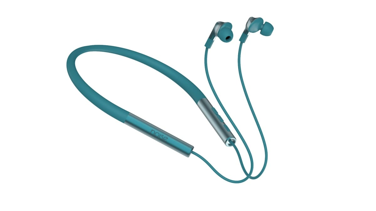 Noise Tune Flex Bluetooth Neckband Earphones Launched in India, Priced at Rs. 2,199