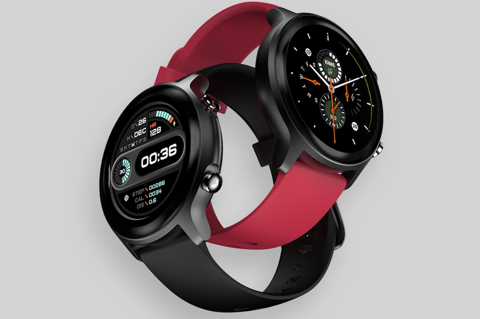 NoiseFit Active Smartwatch With SpO2 Monitoring, 7-Day Battery Life Launched in India