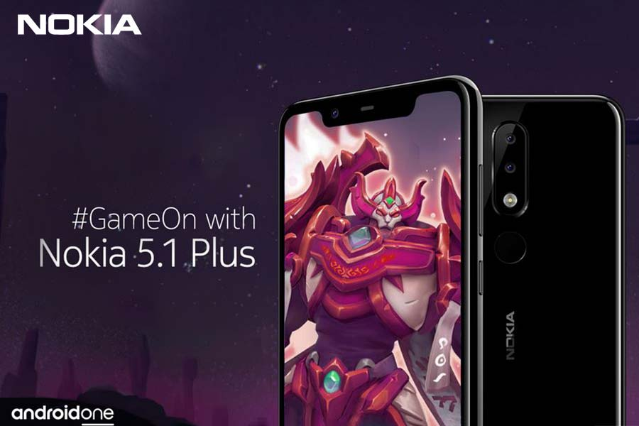 a0ce77ccc Nokia 5.1 Plus Sale Today at 12PM Exclusively on Flipkart  Nokia 5.1 Plus  Price in