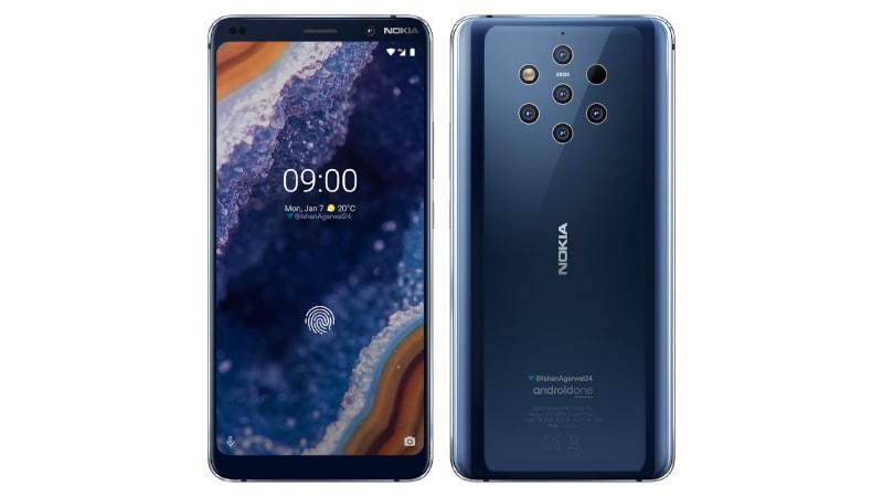 7379132b4 Nokia 9 PureView
