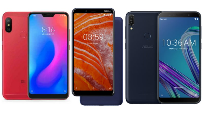 Image result for Nokia 3.1 Plus   pic