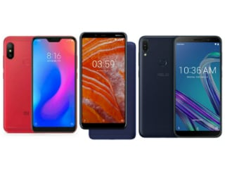 Nokia 3.1 Plus vs Redmi 6 Pro vs ZenFone Max Pro M1: Price, Specifications Compared
