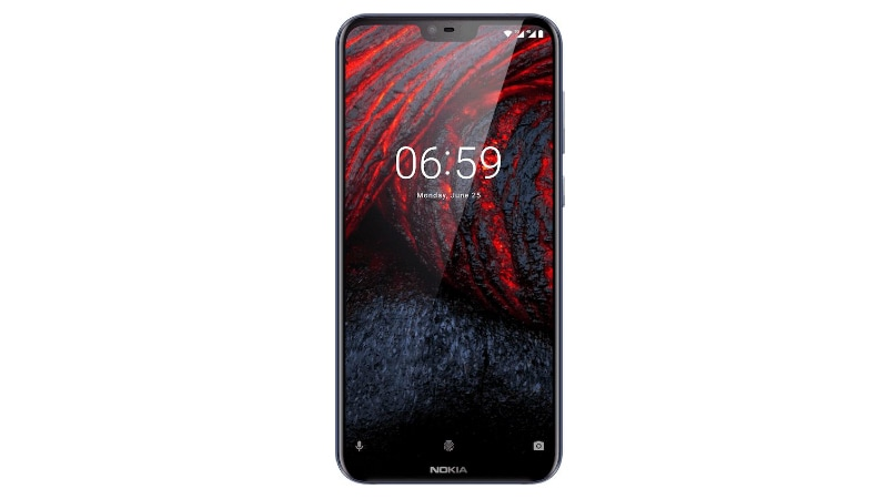Nokia 6.1 Plus Android One Smartphone with Notch Display is Now Official