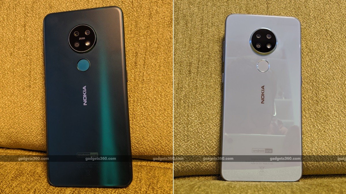 Nokia 7.2 vs Nokia 6.2: What's the Difference