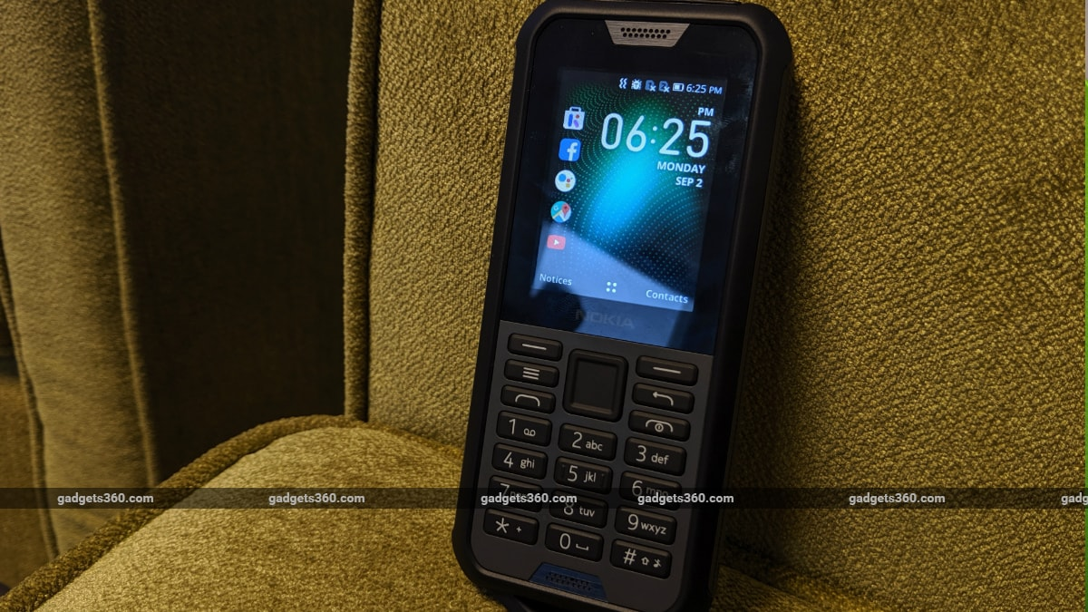 Nokia 2720 Flip, Nokia 800 Tough, Nokia 110 (2019) Feature Phones Launched at IFA 2019: Price, Specifications